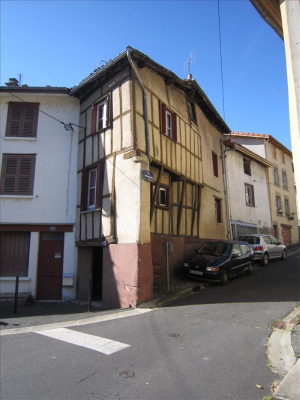Vente maison / villa Thiers 20000€ - Photo 7