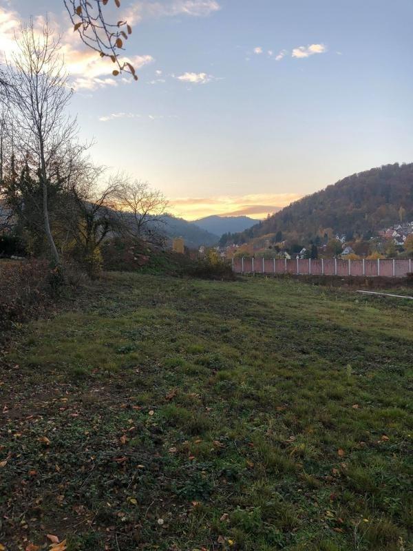 Vente terrain Schirmeck 66000€ - Photo 1
