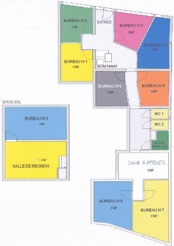 Продажa Офис Nice 550000€ - Фото 1