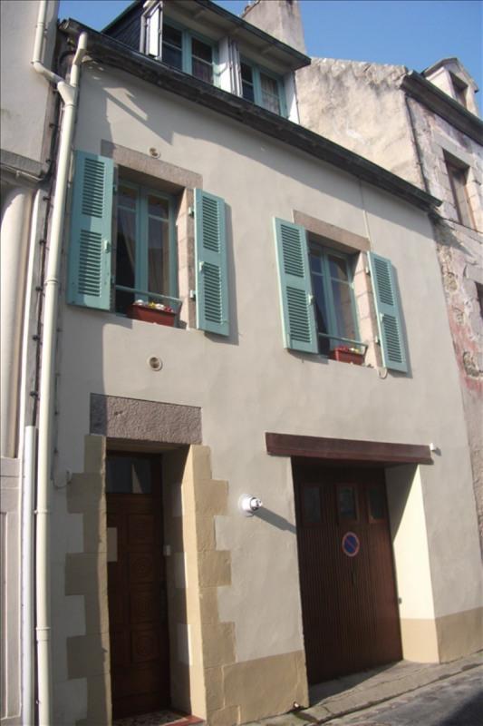 Vente maison / villa Audierne 130750€ - Photo 1