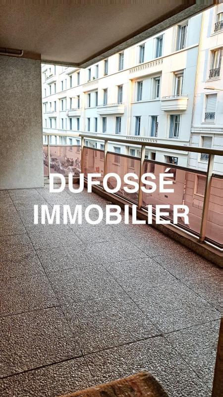 T5 lyon 6 145 m² avec terrasse et garage