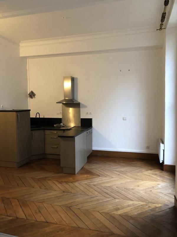 Rental apartment Paris 4ème 1400€ CC - Picture 1