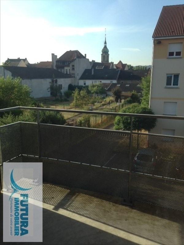 Vente appartement Freyming merlebach 77000€ - Photo 1