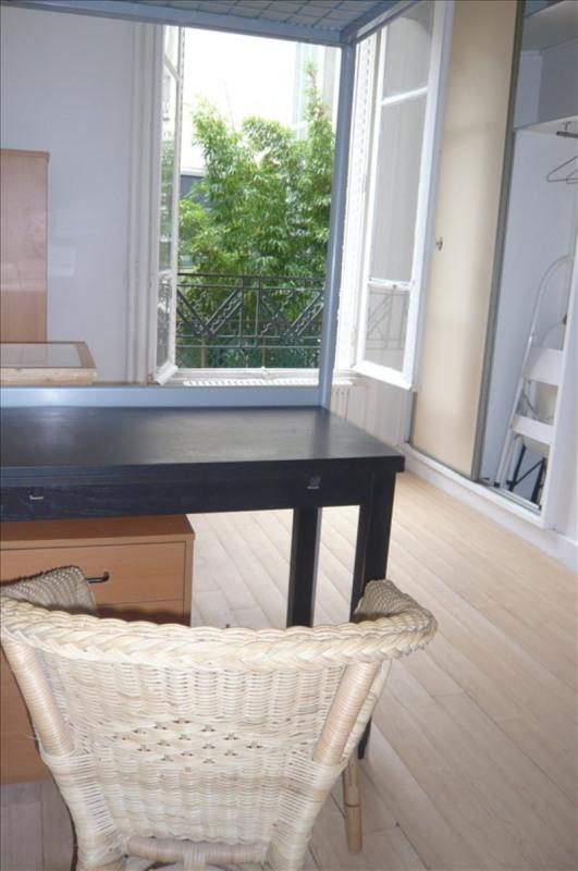 Rental apartment Paris 15ème 595€ CC - Picture 2