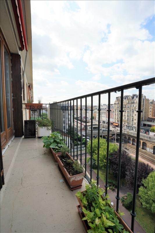 Verkoop  appartement Bois colombes 426400€ - Foto 3