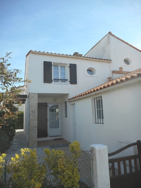 Location vacances maison / villa Saint-palais-sur-mer 440€ - Photo 1
