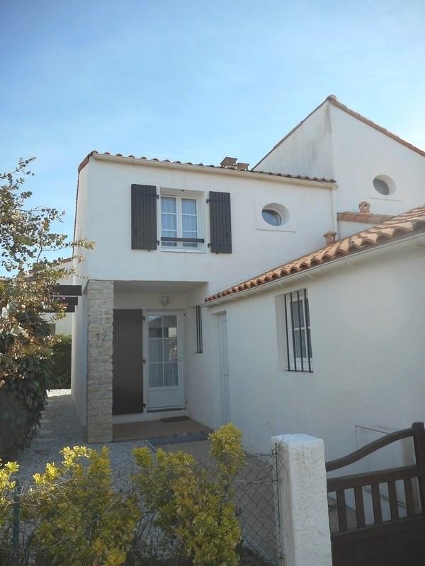 Alquiler vacaciones  casa Saint-palais-sur-mer 440€ - Fotografía 1