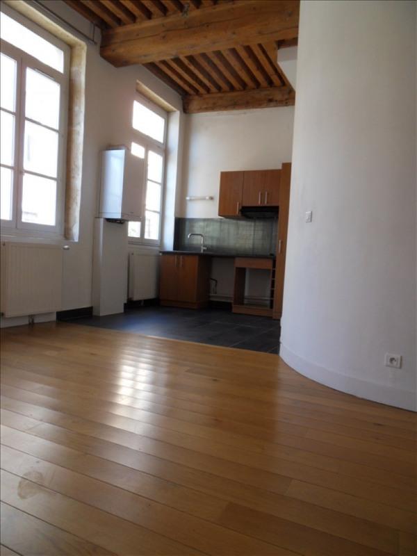 Locação apartamento Lyon 4ème 781€ CC - Fotografia 2