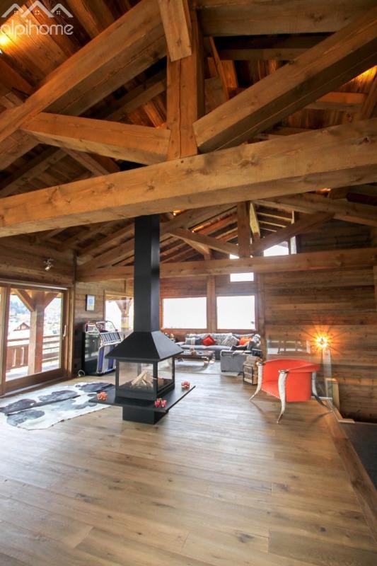 Deluxe sale house / villa Combloux 1390000€ - Picture 5