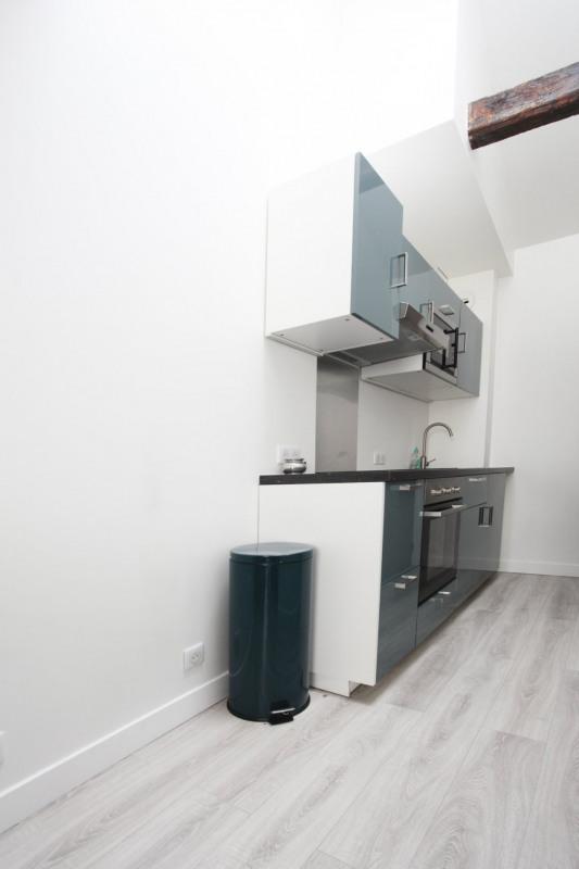 Deluxe sale apartment Paris 3ème 449000€ - Picture 3