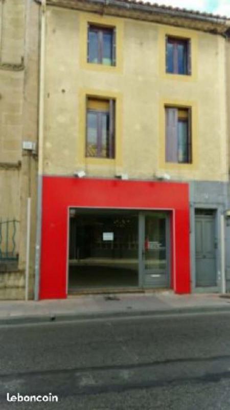 Verkoop  winkel Bagnols sur ceze 89000€ - Foto 1