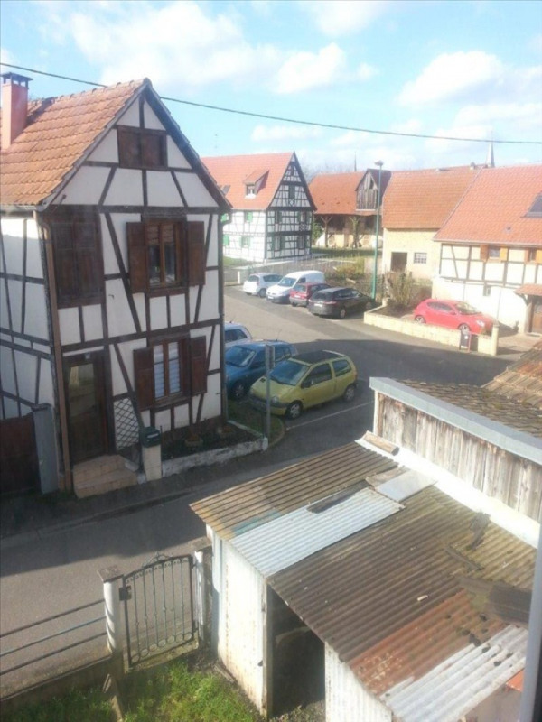 Rental apartment Erstein 640€ CC - Picture 3
