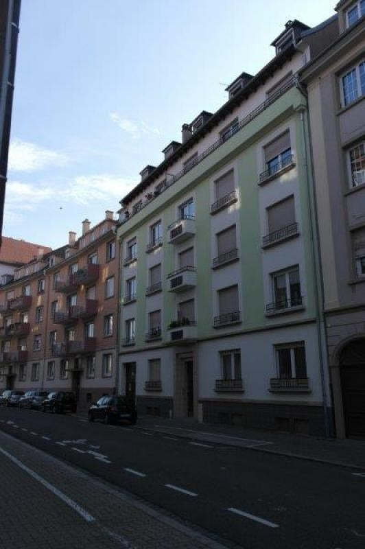 Rental apartment Strasbourg 890€ CC - Picture 5