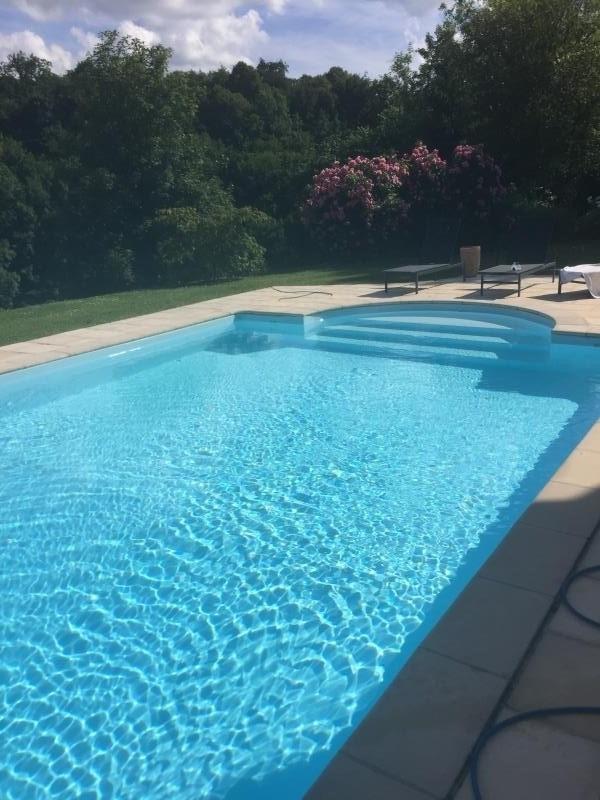 Deluxe sale house / villa Tracy le mont 618800€ - Picture 5