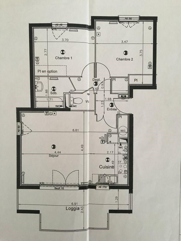 Vente appartement Chelles 231000€ - Photo 15
