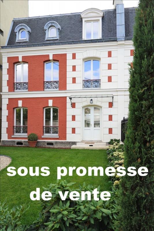 Revenda residencial de prestígio casa Bois colombes 1360000€ - Fotografia 1