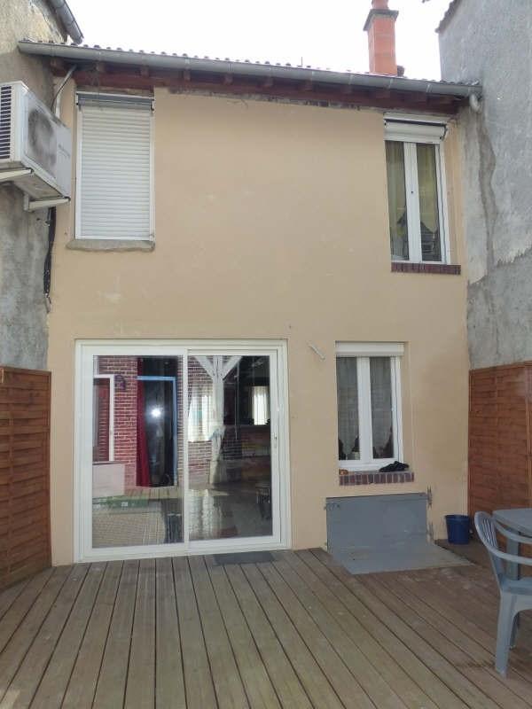 Vente maison / villa Brienon sur armancon 80000€ - Photo 7