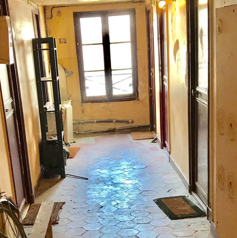 Vente appartement Paris 10ème 78 000€ - Photo 5