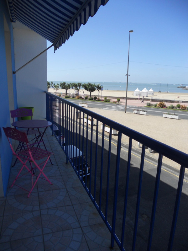 Vacation rental apartment Royan 530€ - Picture 1