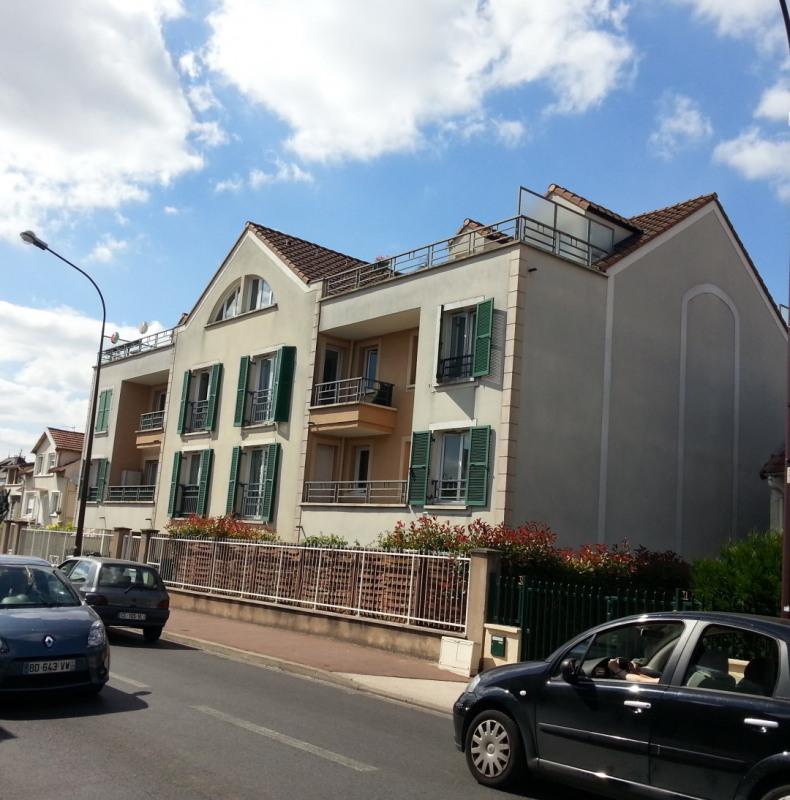Rental apartment Villiers-sur-marne 815€ CC - Picture 1