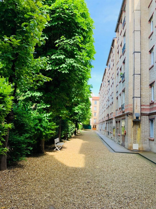 Vente appartement Courbevoie 322000€ - Photo 1