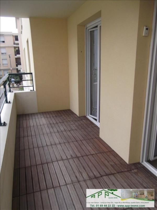 Sale apartment Vigneux sur seine 129000€ - Picture 1