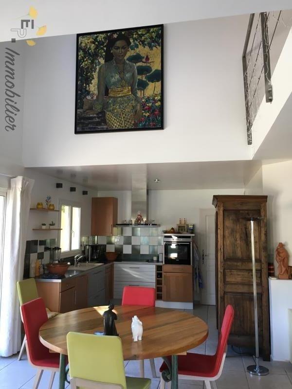 Vente maison / villa Lamanon 470000€ - Photo 4