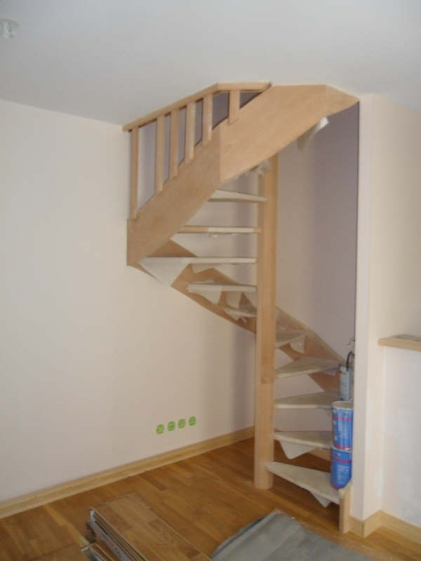 Rental apartment Poitiers 461€ CC - Picture 1