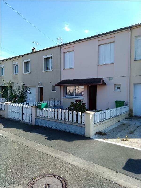 Venta  casa Allonnes 128000€ - Fotografía 1