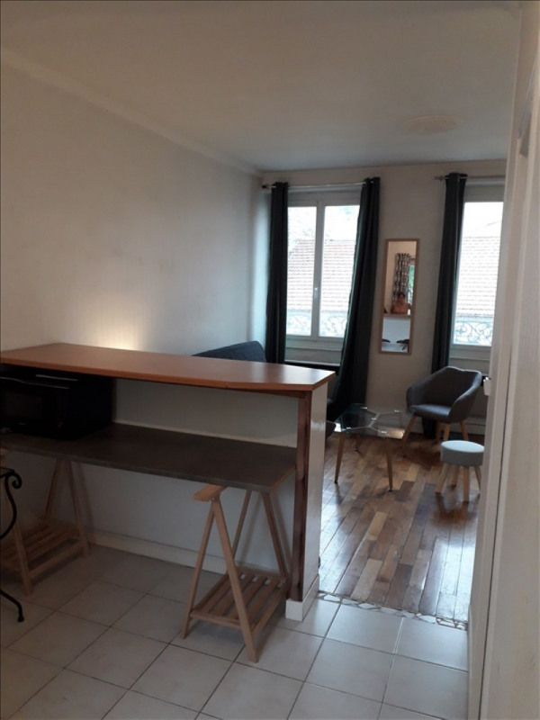 Rental apartment Lyon 7ème 570€ CC - Picture 2