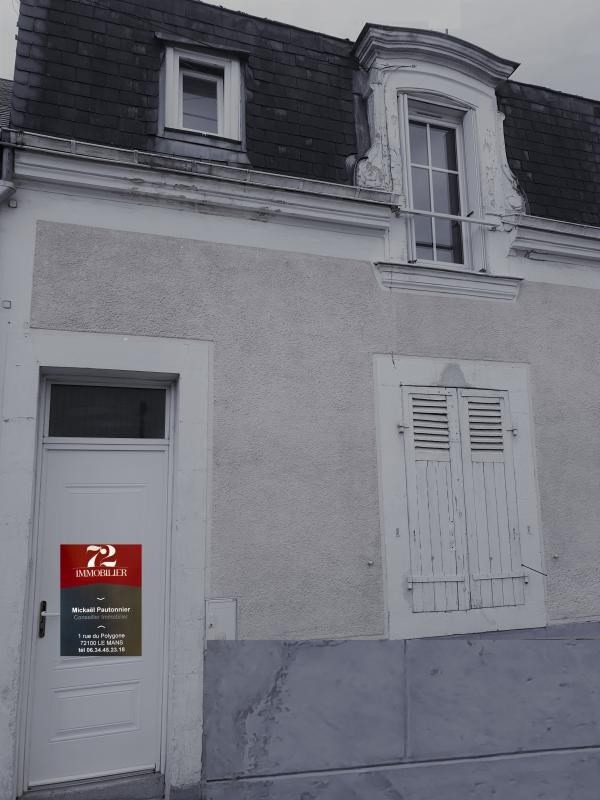 Vente maison / villa Le mans 139 990€ - Photo 1