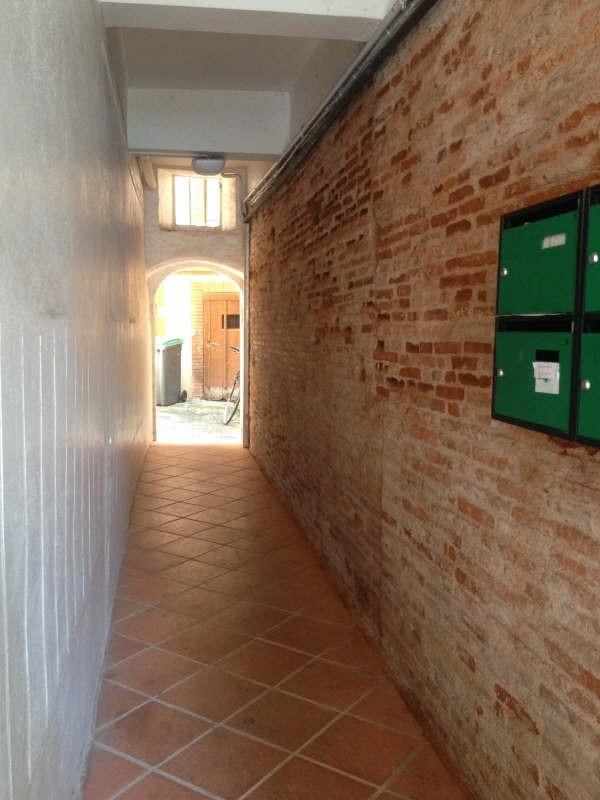 Rental apartment Toulouse 409€ CC - Picture 2