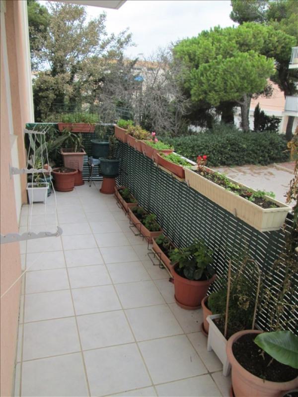 Sale apartment Sete 225000€ - Picture 1