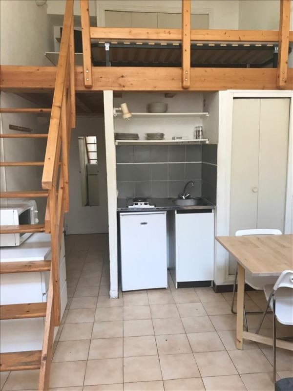 Rental apartment Aix en provence 505€ CC - Picture 1