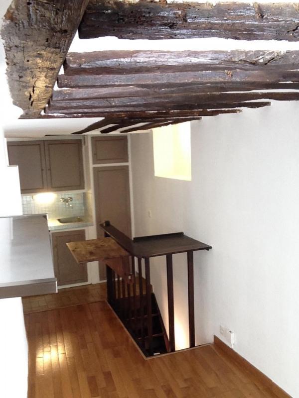 Vente appartement Paris 4ème 213000€ - Photo 4