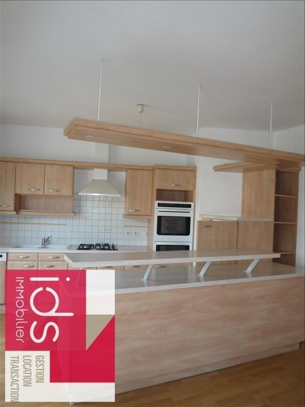 Alquiler  apartamento Allevard 830€ CC - Fotografía 2