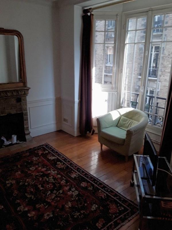 Rental apartment Paris 16ème 1100€ CC - Picture 2