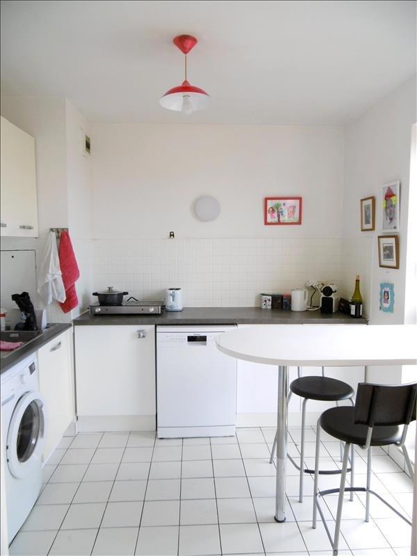 Rental apartment Levallois 1600€ CC - Picture 3