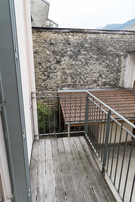 Rental apartment Nantua 309€ CC - Picture 10