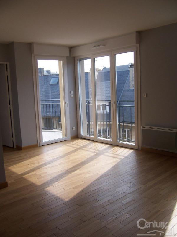 Verhuren  appartement Caen 595€ CC - Foto 1