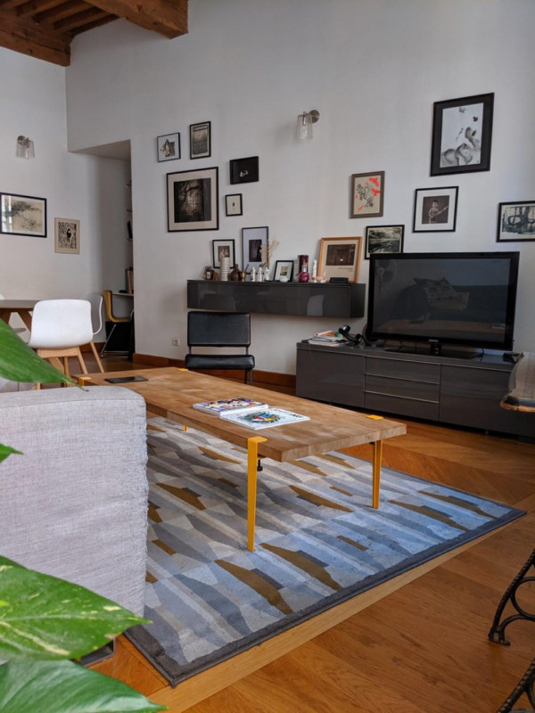 Deluxe sale apartment Lyon 1er 565000€ - Picture 1