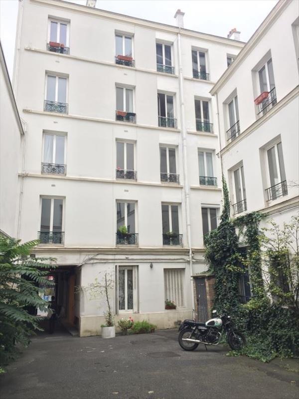Vente appartement Paris 18ème 256490€ - Photo 1