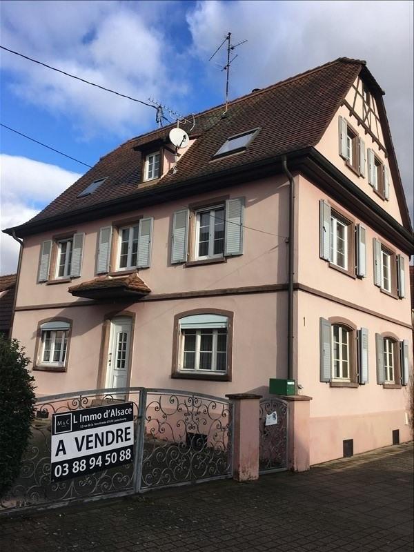 Sale house / villa Hatten 274000€ - Picture 1