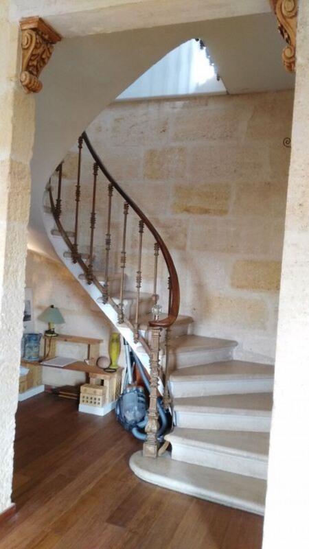 Vente maison / villa St ciers de canesse 302000€ - Photo 6