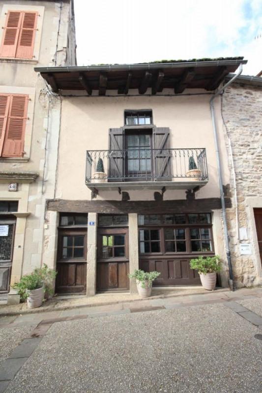 Sale house / villa Najac 147000€ - Picture 1
