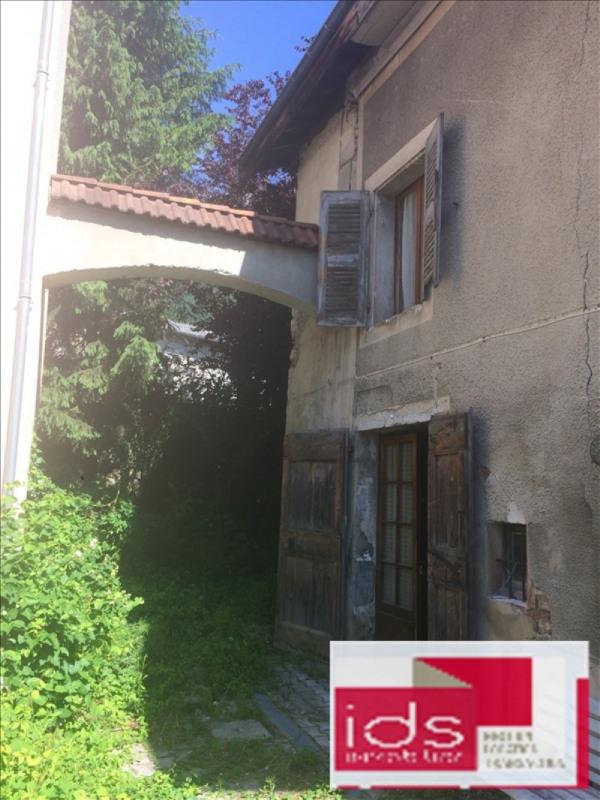 Venta  casa Barraux 159000€ - Fotografía 2