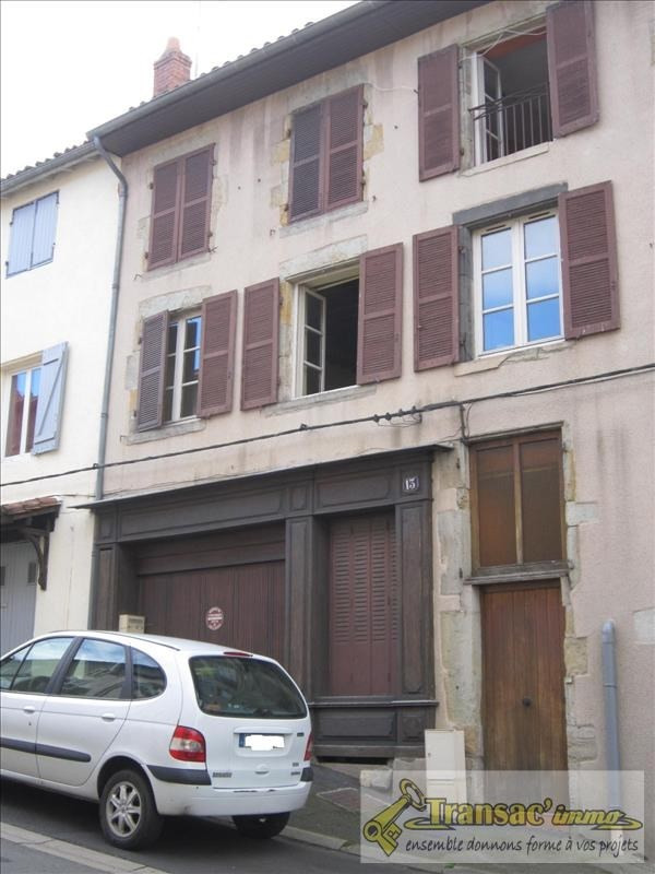 Vente maison / villa Thiers 44 000€ - Photo 1