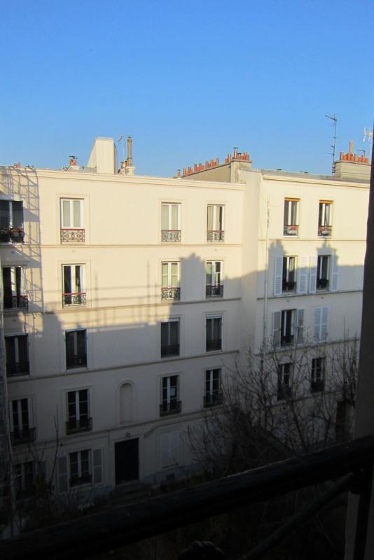 Rental apartment Paris 17ème 1448€ CC - Picture 15