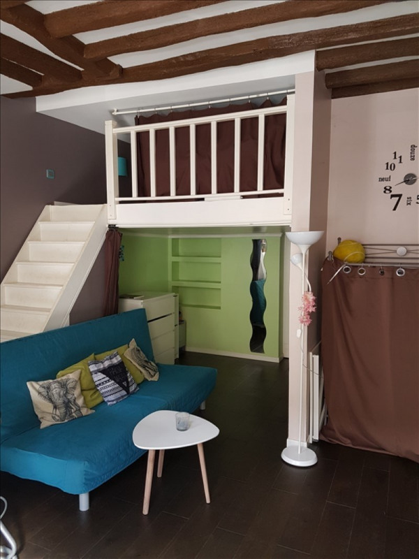 Location appartement Linas 650€ CC - Photo 1