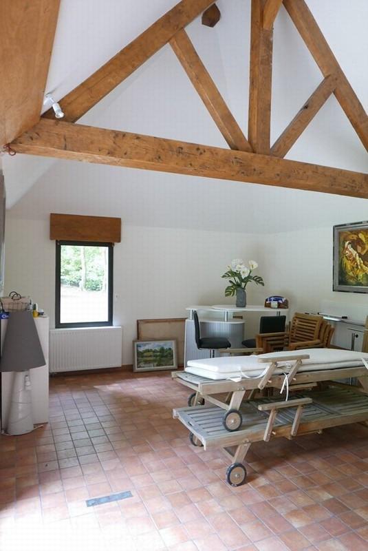Revenda residencial de prestígio casa Pont l eveque 574750€ - Fotografia 8